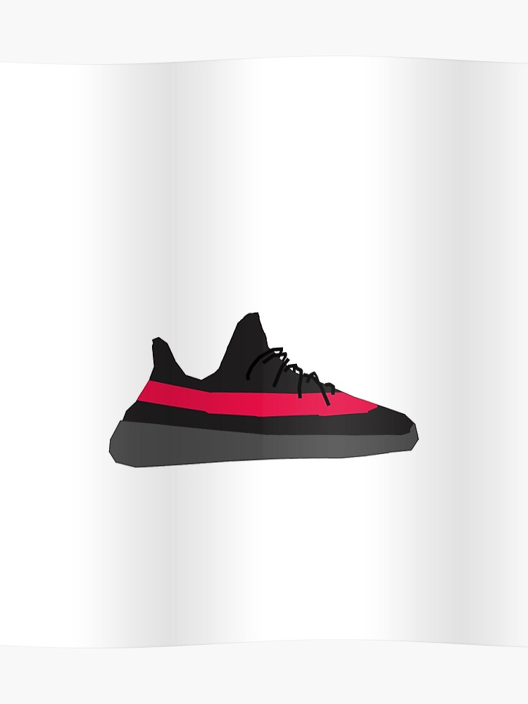 82a496b12a0 Yeezy Boost 350 v2 Red and Black Bred