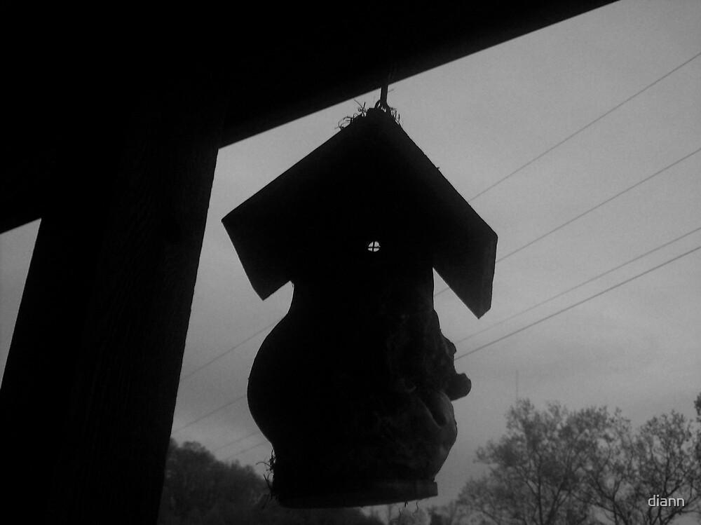 Birdhouse by diann
