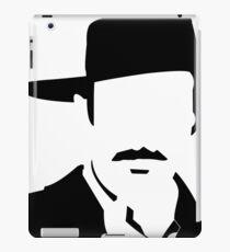 Lee Van Cleef vector iPad Case/Skin