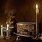 Magie bei Kerzenschein von Evita