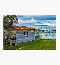The Shack Photographic Print