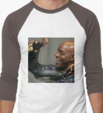Ainsley Harriott Cooks Himself Men's Baseball ¾ T-Shirt
