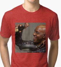 Ainsley Harriott Cooks Himself Tri-blend T-Shirt