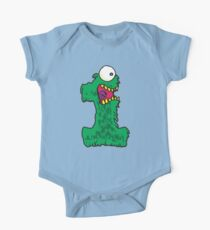 My Little Monsters - Age 1 kids t-shirt Kids Clothes