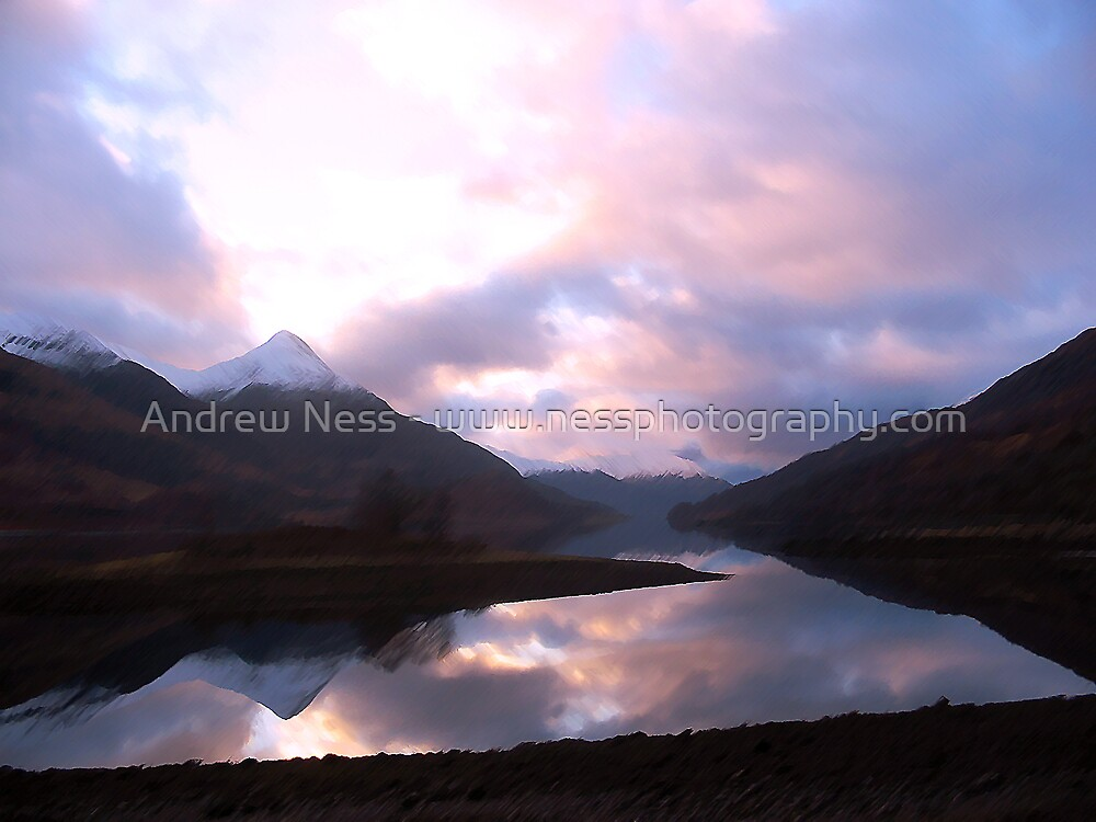 Pap of Glen Coe & Loch Leven by Andrew Ness - www.nessphotography.com