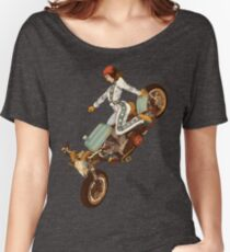 The Worst Bike- Women Who Ride Women's Relaxed Fit T-Shirt