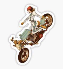 The Worst Bike- Women Who Ride Sticker