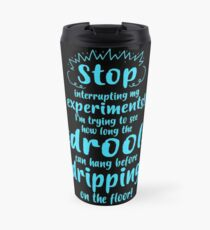 Babies Love Science and Experiments Travel Mug