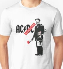 Banksy Tesla cancelled T-Shirt