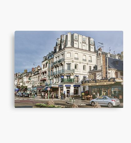 Trouville France II Metal Print