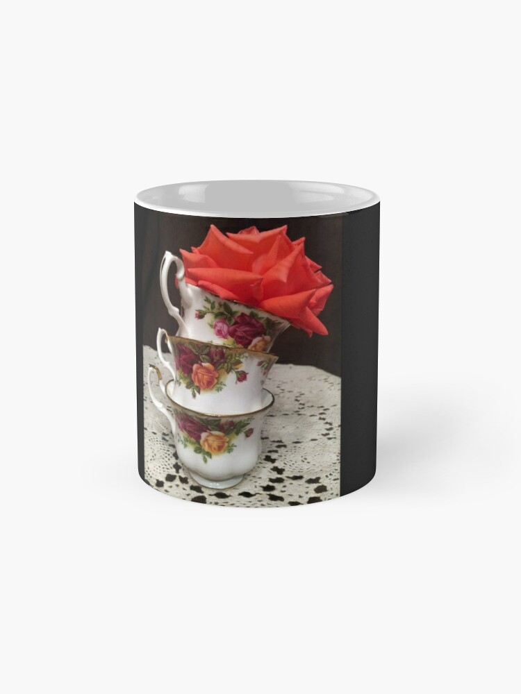 Alternate view of Old Country Rose Mug