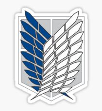 Survey Corps Sticker