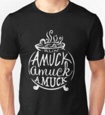 Run Amuck amuck amuck T-Shirt