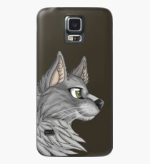 Silver Maine Coon Case/Skin for Samsung Galaxy