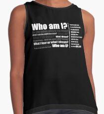 Sense8 - Who Am I? Contrast Tank