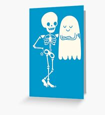 Body & Soul Greeting Card