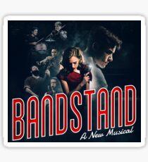 Bandstand Sticker
