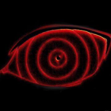 hypnotic rinnegan eye by JosephAngelX
