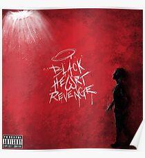 Black Heart Revenge - Wifis Funeral Poster