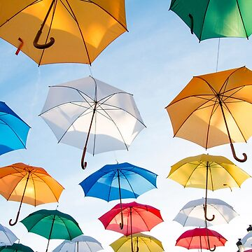 Be Happy...Flying Umbrella - Modern Day Warriors (Collection) by MrSudjaja