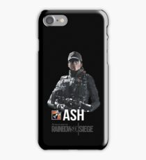 R6 - Ash | Operator Series iPhone Case/Skin