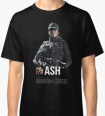 R6 - Ash   Operator Series Classic T-Shirt