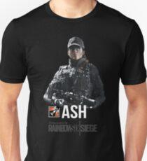 R6 - Ash | Operator Series Unisex T-Shirt