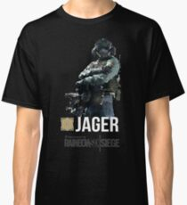 R6 - Jager | Operator Series Classic T-Shirt