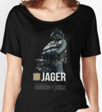 R6 - Jager | Operator Series Women's Relaxed Fit T-Shirt