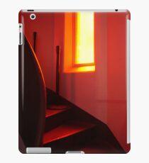 Stair case in salem iPad Case/Skin