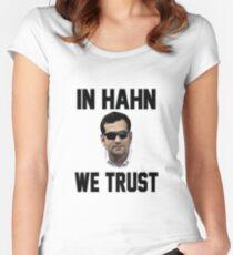In Hahn We Trust Women's Fitted Scoop T-Shirt