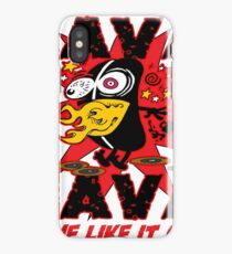 Lava Java---Some like it HOT!! iPhone Case/Skin