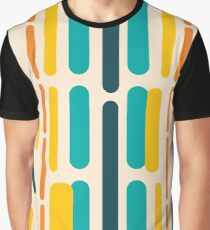 Oblong Teal Graphic T-Shirt