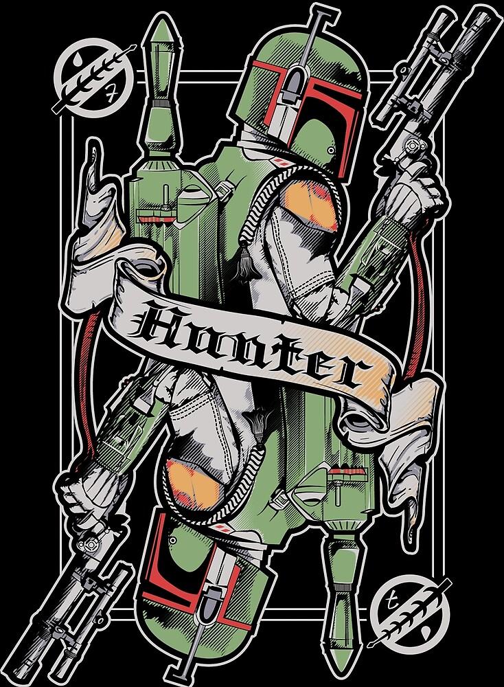 Hunter by buzatron
