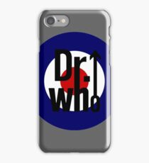 Doctor Who / The Who spoof iPhone Case/Skin