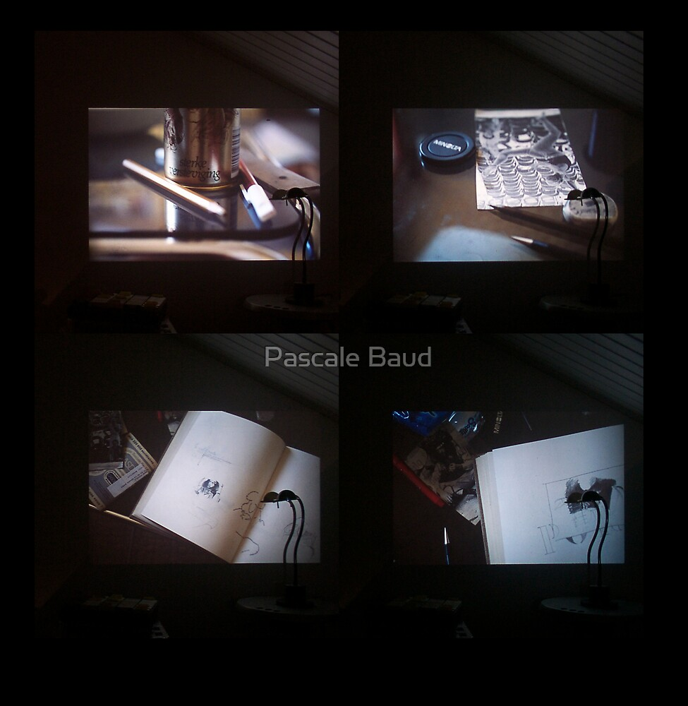 Meet (1) - 1984/2004 by Pascale Baud