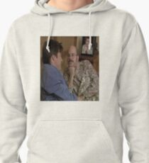 is that the singer songwriter george michael? Pullover Hoodie