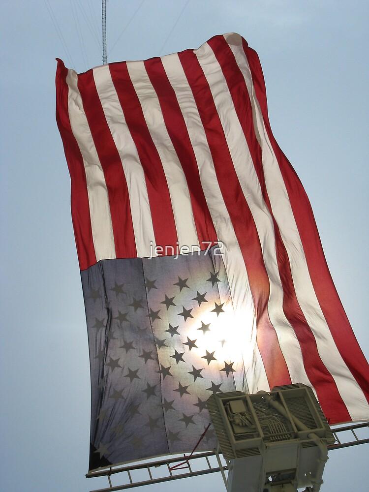 God Bless America by jenjen72