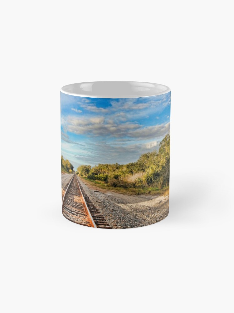 Alternate view of On Down The Line  Mug
