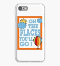 Dr Seuss Quotes iPhone Case/Skin