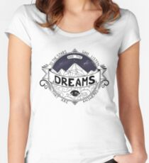 ACOMAF Inspired Women's Fitted Scoop T-Shirt