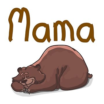 Mama Bear by charliedelong