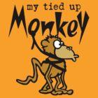 My Tied Up Monkey by Jen Cannella