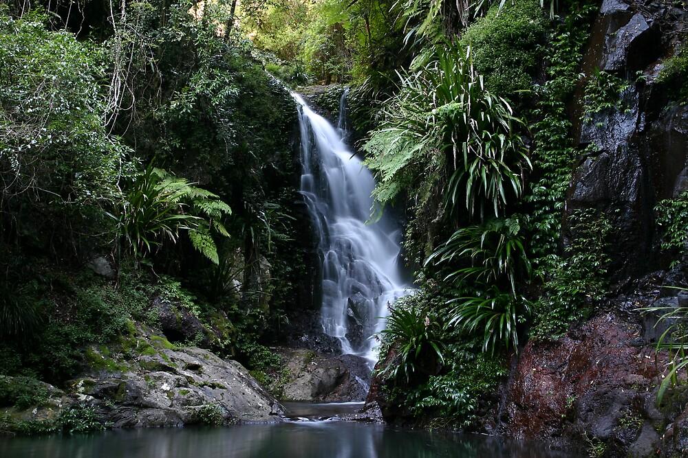 Elebana Falls by Matt Corr