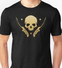 CSGO Flip Knife Skull Emblem Unisex T-Shirt