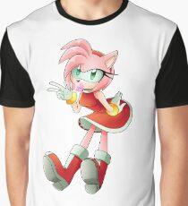Amy Bubblegum Graphic T-Shirt
