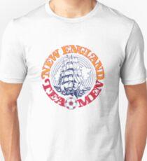 New England Tea Men Defunct Soccer/Football Team Unisex T-Shirt