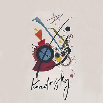Vassily Kandinsky - Violett by TheCurators