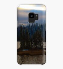 Remote Island in Northern Ontario Case/Skin for Samsung Galaxy