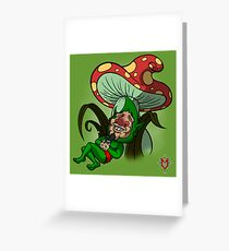 Tingle Greeting Card